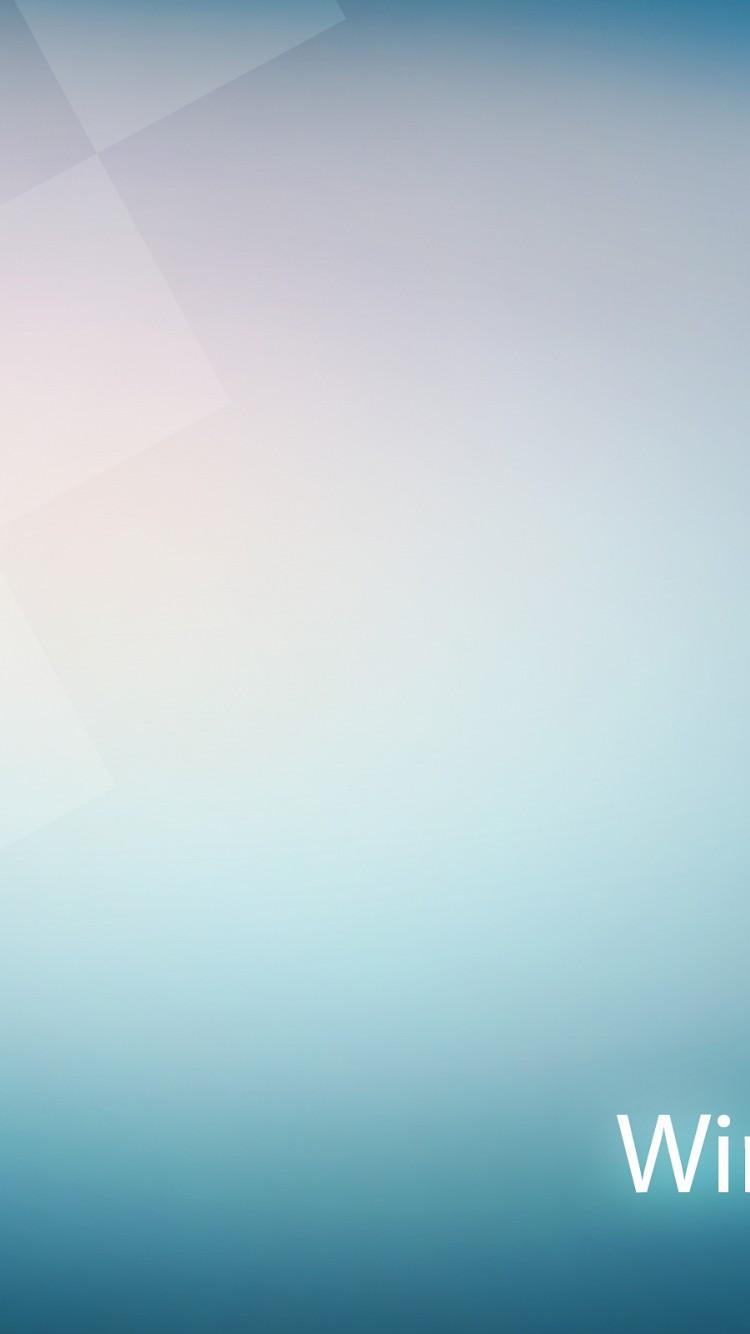 Windows 8 Blue Logo Wallpaper 963 IPhone 6